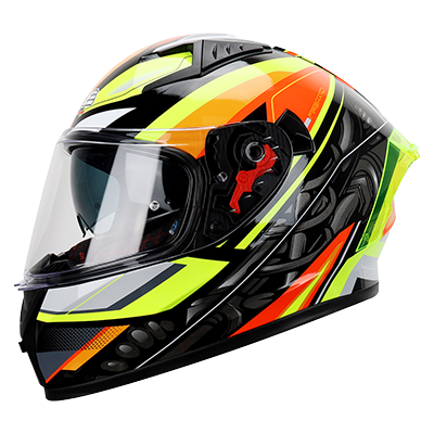 Gille GTS-V1 System Black Yellow